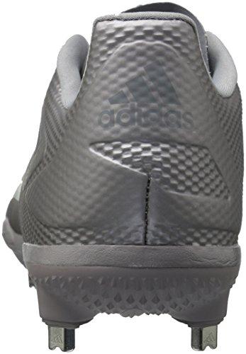 Scarpe Da Uomo Adidas Mens Freak X Carbon Mid Light Onix / Alluminio / Bianco