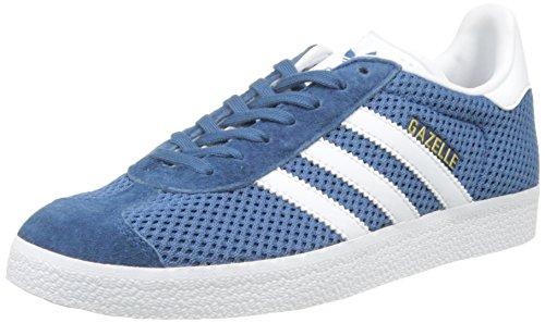 Blue Core Core Footwear Gazelle adidas Erwachsene Sneaker Unisex Blue Blau White pwB4SW