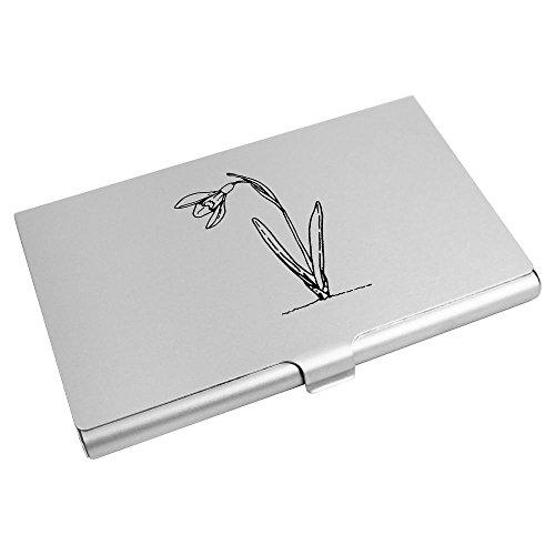 CH00011839 Card Flower' Azeeda Wallet Credit Holder Business Card 'Cute qzOAPO