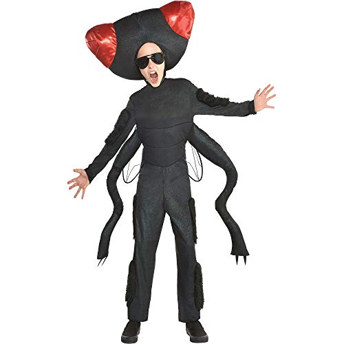 Giant Fly Halloween Costume for Boys, Medium, with