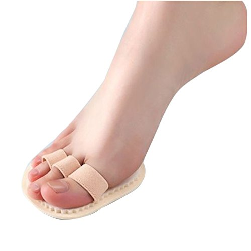Insole Toe Straightener Therapeutic Comfort Alignment To Separate w/ Memory Foam by Tonewear