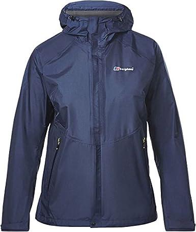 CMP Giacca Funzione Giacca Girl Jacket Fix Hood Grigio Impermeabile facilmente