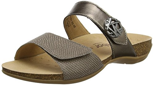 Gabor Women's Comfort Sandals Braun (Torba 90) 0f7bWE1fi