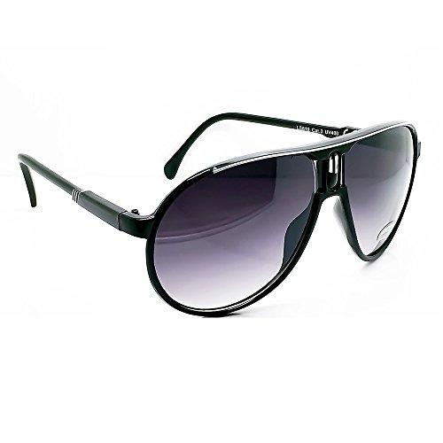Película Gafas de el sol hombre de AL VENDIMIA de Tony mujer la SCARFACE PACINO la la Culto estilo a KISS® Negro de Montana de rz5q7Uwrx