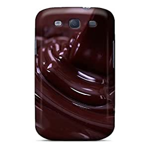 Awesome Design Chocolate Hard Case Cover For Galaxy S3