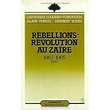 Rebellions vol. i
