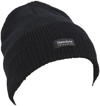 Homme Hiver Beanie chapeau polaire doublé Thinsulate Isolation Thermique Gratuit p/&p