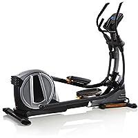 NordicTrack E 10.0 Vélo elliptique pliable Mixte Adulte, Noir/Gris