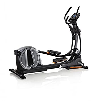 Nordic Track E 10.0 – Bicicleta elíptica unisex, Negro/Gris