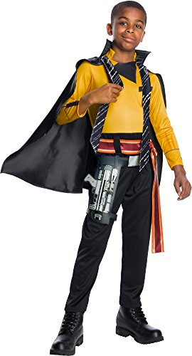 boys han solo a star wars story lando calrissian deluxe costume for