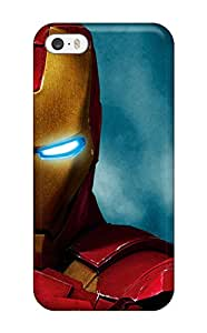 Case Cover, Fashionable Iphone 5/5s Case - Amazing Iron Man 2