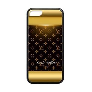 DASHUJUA LV Louis Vuitton design fashion cell phone case for iPhone 5C