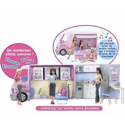 Barbie Hot Tub Party Bus Vehicle Play Set Buy Online In