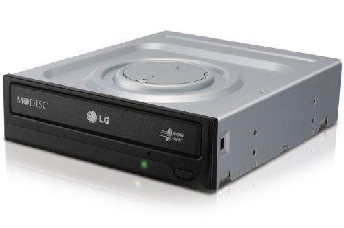 LG Internal Super Multi Drive 24X DVD+R 8X DVD+RW 8X DVD+R DL 24X DVD-R 6X DVD-RW 16X DVD-ROM 48X CD-R 24X CD-RW 48X CD-