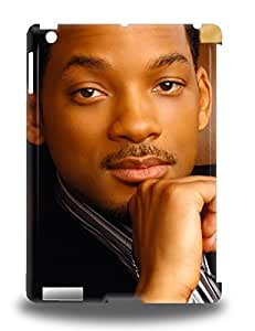Shock Dirt Proof Will Smith American Male Mr July Fresh Prince Men In Black 3D PC Case Cover For Ipad Air ( Custom Picture iPhone 6, iPhone 6 PLUS, iPhone 5, iPhone 5S, iPhone 5C, iPhone 4, iPhone 4S,Galaxy S6,Galaxy S5,Galaxy S4,Galaxy S3,Note 3,iPad Mini-Mini 2,iPad Air )