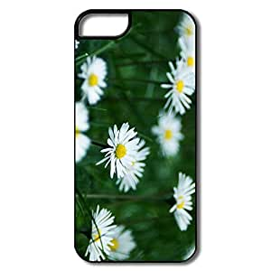 PTCY IPhone 5/5s Personalized Vintage Happy Chamomile
