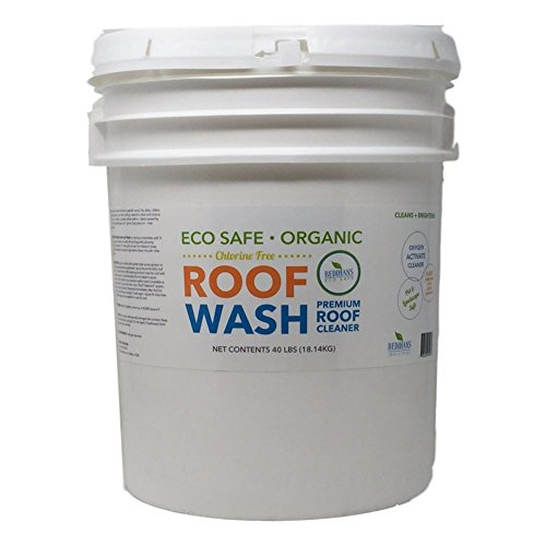 Wash Safe Industries ROOF WASH Premium Eco-Safe and Organ...