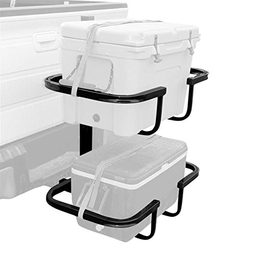 Viking Deluxe Stack Rack Vehicle Cargo Carrier Hitch-Mounted