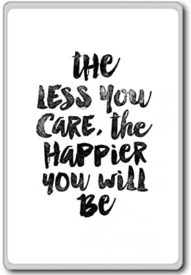 Amazoncom Brett Wilson The Less You Care The Happier You Will Be