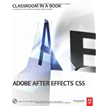 After effects cs5 classroom in a book