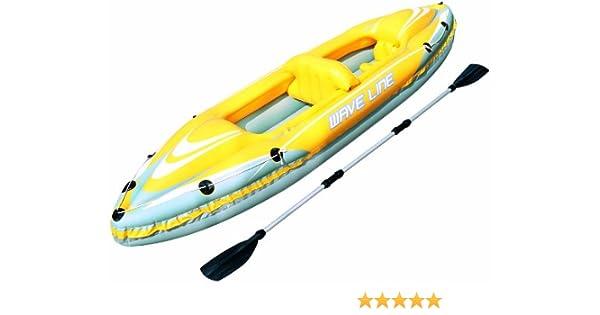 Bestway Wave Line - Kayak hinchable (2 plazas)