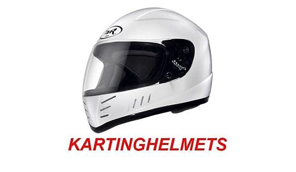 Fr cascos fk-07 niños Karting casco tamaño 55 - 56 cm Snell cmr2007: Amazon.es: Coche y moto