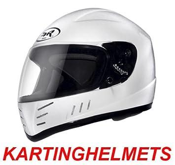 Fr cascos fk-07 niños Karting casco tamaño 55 – 56 cm Snell cmr2007