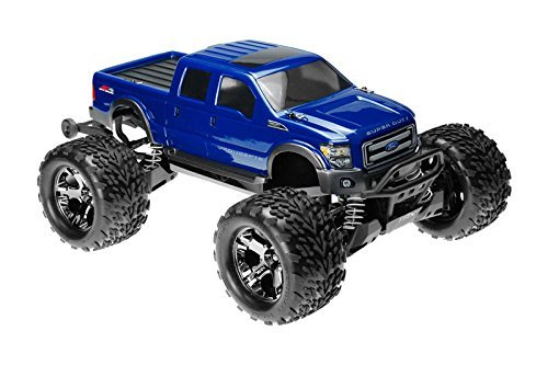 J Concepts Inc. Illuzion Clear Body, 2011 F250 Super Duty: ST 4x4, JCO0214 (Body Jconcepts Illuzion)
