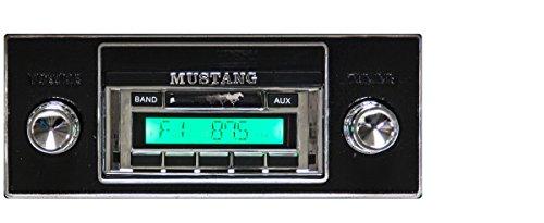 1969-1972 Chevrolet Chevelle Custom Autosound USA-230 AM/FM Stereo Radio 200 watts