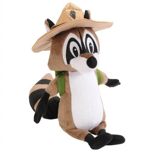 MerryMakers Ranger Rick Plush Doll, 12-Inch ()