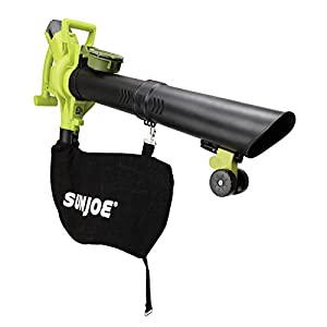 Sun Joe IONBV-CT (Core Tool) Variable-Speed Cordless Blower/Vacuum/Mulcher (Battery and Charger Not Included)