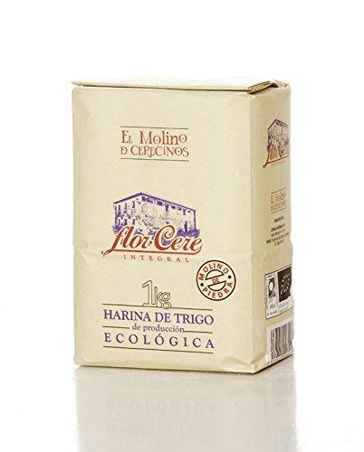 Harina de Trigo Ecologica Integral MP W-200: Amazon.es: Alimentación y bebidas