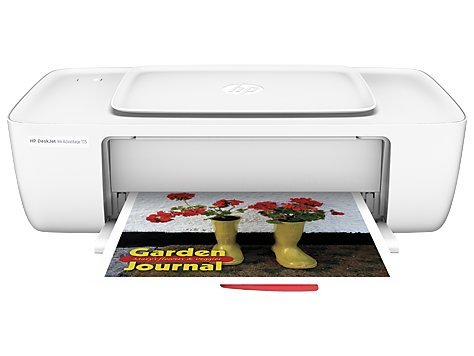 HP PhotoSmart 1115 Inkjet Printer by HP (Image #1)