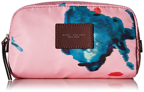 Marc Jacobs Large B.y.o.t. Brocade Floral Cosmetics Case, Pink/Multi by Marc Jacobs