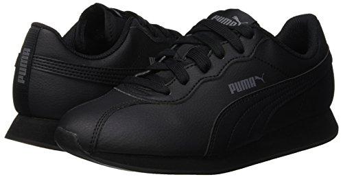 Ii puma puma Black 02 Black Unisexes Noires Puma Baskets Adultes Turin C45q85