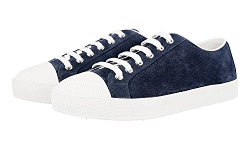 Prada Dames 3e6202 054 F0216 Lederen Sneaker