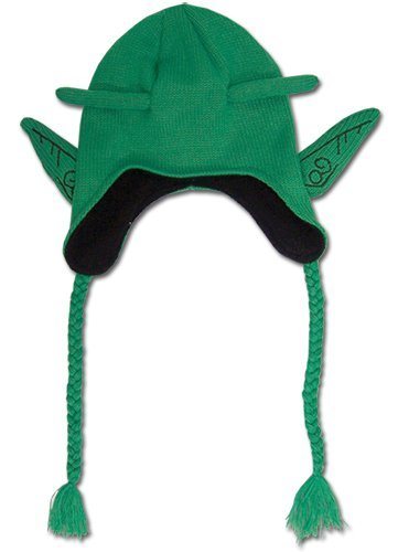 Dragon Ball Z Gohan Costume (GE Animation Great Eastern GE 32007 Dragon Ball Z Piccolo Ears Laplander Knitted Beanie)