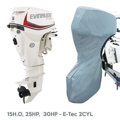 Oceansouth Außenbordmotor Vollständige Abdeckung zum Evinrude Evinrude Evinrude B07H2MR5P6 Stiefelabdeckplanen Flut Schuhe Liste 2479dc
