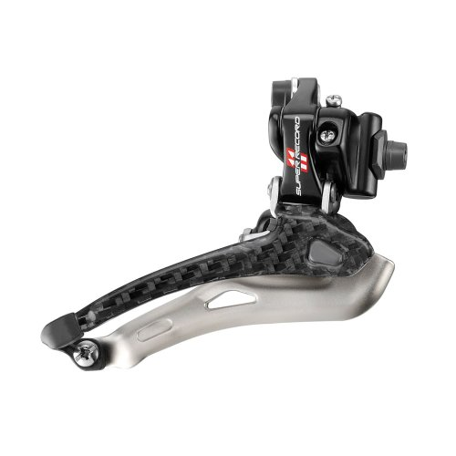 Campagnolo Super Record 11spd 32mm Clamp Front Derailleur ()