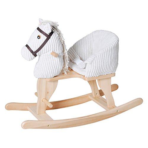 Knorrtoys 40490 Baby Schaukelpferd Sandy mit Sound