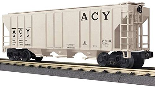 O GAUGE PS-2 DISCHARGE HOPPER AKRON CANTON & YOUNGSTOWN