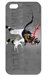 """The NFL stars Arian Foster from Houston Texans team custom design case cover for iPhone6 Plus 5.5"""""""