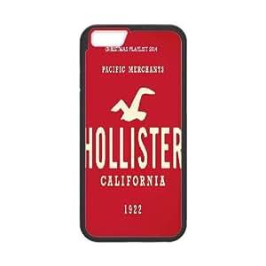 iPhone6 Plus 5.5 inch Phone Case Black HOLLSTER WTHG1017532