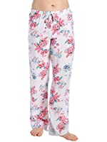 Women's Woven Viscose Sleep/Lounge Pants (Juniors)