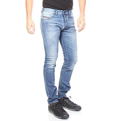Diesel Jeanshosen Tepphar 847L Slim Carrot Herren