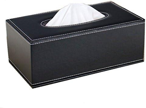 TY- caja de pañuelos Caja de pañuelos Simple Caja de Libro ...