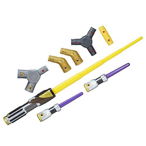 The Ultimate Lightsaber (Star Wars: The Last Jedi Bladebuilders Jedi Knight Lightsaber)