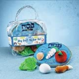 Passover Seder Set Plush in Vinyl Case