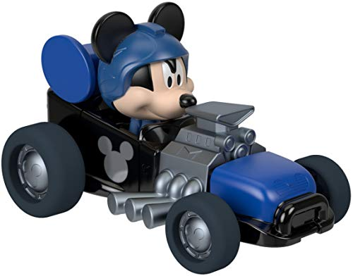 Fisher-Price Disney Mickey & the Roadster Racers, Mickey's Secret Spy Car (Mickey Mouse Clubhouse Sing And Giggle Mickey)