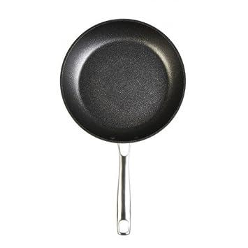WeCook Ecochef 10426 Sarten Antiadherente Induccion Vitrocerámica y Fogón, Aluminio Forjado, 26 cm, Sin PFOA ni BPA: Amazon.es: Hogar